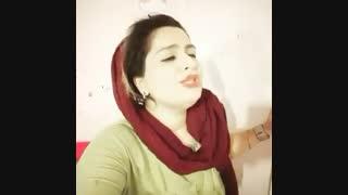 دابسمش  دختر معروف عروسکی ایران زیباترین دختر ایران