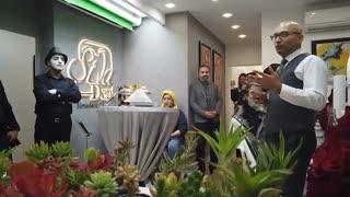 افتتاحیه  کلینیک تخصصی دندانپزشکی سیمادنت | دکتر داوودیان