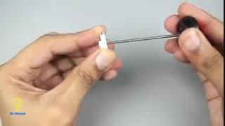 آموزش درست کردن ماشین برقی باطری خور به صورت کاردستی
