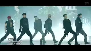 استیج آهنگ Obsession از EXO ورژن اکسو