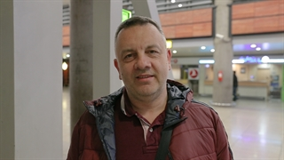 صحبتهای ایگور کولاکوویچ سرمربی تیم ملی والیبال ایران در بدو ورود به تهران
