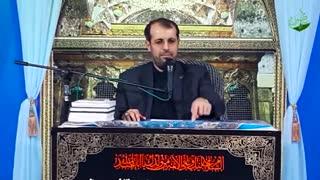 استاد خاتمی نژاد -قیام امام  حسین علیه السلام دربرابر سلطنت