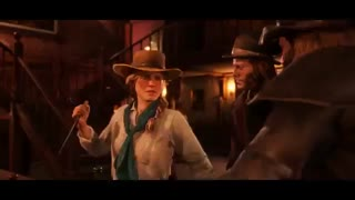 دومین تریلر بازی Red Dead Redemption 2