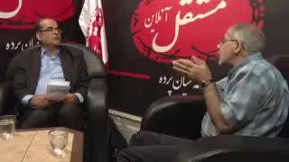 مصاحبه ویدیویی مهندس امیر خرم، فعال سیاسی، با روزنامه مستقل آنلاین در خصوص وضعیت سیاسی کشور