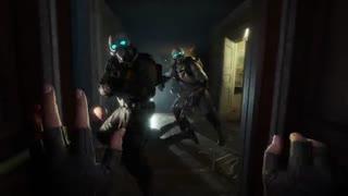 اولین تریلر بازی Half-Life: Alyx
