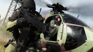تریلر آغاز فصل اول بازی Call of Duty: Modern Warfare