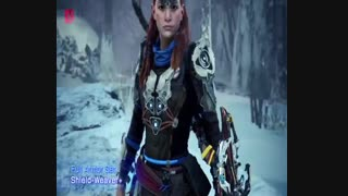 رویداد همکاری Horizon Zero Dawn: The Frozen Wilds و Monster Hunter: Ice Borne