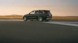 Mercedes Benz Maybach GLS 600 SUV