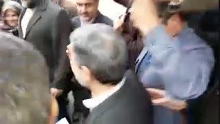 ابراز محبت هموطنان شمالی به دکتر احمدی نژاد