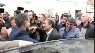 از زاویه ای دیگر/  دکتر احمدی نژاد: من غصه دار خوزستانم