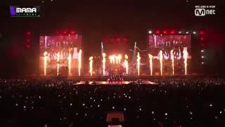 2019 MAMA] BTS_INTRO + N.O + We are bulletproof pt.2 ]