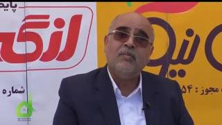 مصاحبه ویدیویی با سیدمحمدنور موسوی داوطلب یازدهمین دوره انتخابات مجلس