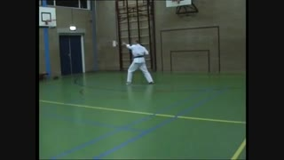 karate taikyoku sono ni ura