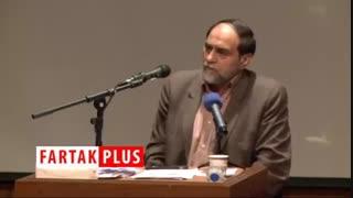 رحیم پور ازغدی: صوت جلسات را منتشر کنید ببینید چه کسی توهین کرد