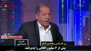 کارشناس الجزیره: تلآویو زیر آتش موشک های ایرانی است