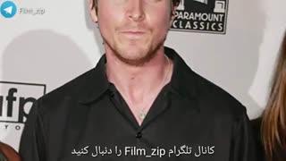 فکنی جالب از کریستین بیل و فیلم سینمایی The Machinist 2004