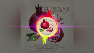 آهنگ زیبای شب طولانی ( یلدا ) از علی مولایی