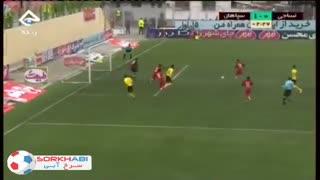 تمامی گلهای هفته سیزدهم لیگ برتر فوتبال ایران
