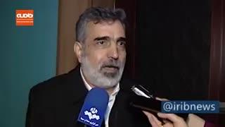 کمالوندی: امروز، کار نشدنی برای صنعت هسته ای ایران وجود ندارد