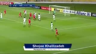 گل شجاع خلیلزاده برابر الاهلی به عنوان بهترین گل فصل لیگ قهرمانان آسیا ۲۰۱۹ انتخاب شد