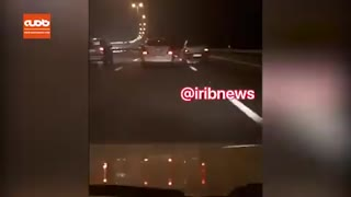 تعقیب و گریز قاچاقچیان  با ۳۰۰ کیلو گرم مواد مخدردر اتوبان قم - تهران