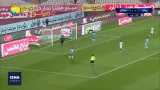 گلهای هفته چهاردهم لیگ برتر فوتبال