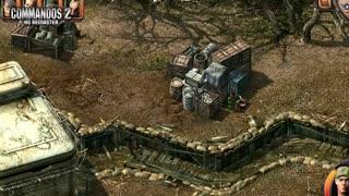 تریلر بازی Commandos 2 HD Remastered