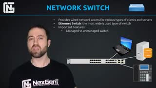 انواع سوئیچ های شبکه