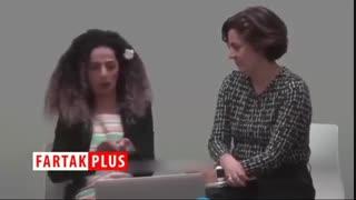 اعتراف معصی علینژاد به حامله شدن قبل از ازدواج!