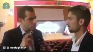 ✅ سخنان سید مجید حسینی در مورد دلایل ترس #جامعه_پزشکی از حضورش در #انتخابات_مجلس