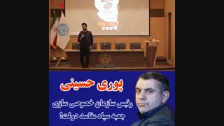 پوری حسینی؛ جعبه سیاه مفاسد دولت