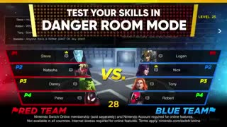 تریلر بازی جدید Marvel Ultimate Alliance 3