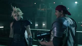 تریلر بازی Final Fantasy 7 remake