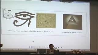هوروس یا رع همان ابلیس اصلی (تک چشم)