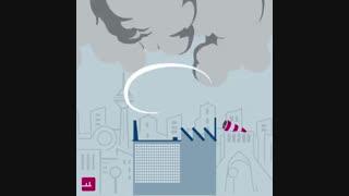 آلودگی هوا در تهران و قیمت مسکن در مناطق آلوده و پاک