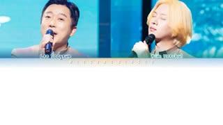 kim heechul and lee soogeun white winter coolor code lyrics (Han/Rom/Eng)