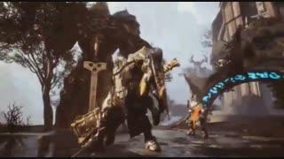 اولین ویدئو کلیپ نشان دهنده گیمپلی بازی Godfall