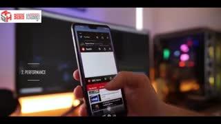 گوشی موبایل هواوی پی 20 پرو
