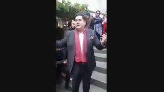 هنر سالار عقیلی در دلربایی از مردم ایران