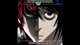Death Note - OP1 - The World with Romaji lyrics+English Subtitle