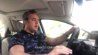 تجربه شگفت انگیز  رانندگی با رنو تالیسمان