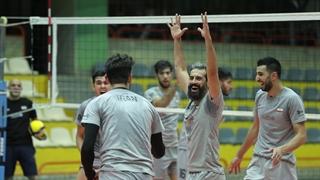 تمرین عصر سهشنبه ملیپوشان والیبال ایران از دریچه دوربین فدراسیون