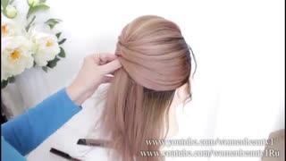 آموزش مدل مو عروسی برای موهای بلند- مومیس مشاور و مرجع تخصصی مو