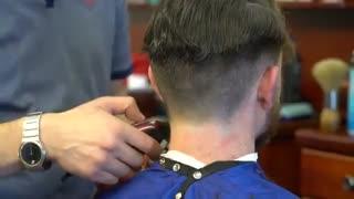 آموزش مدل کوتاهی مو بلند مردانه- مومیس مشاور و مرجع تخصصی مو