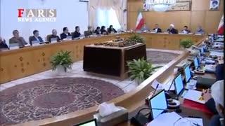 روحانی: هوای پاک جزو حقوق شهروندی است