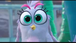 انگری بردز 2 پرندگان خشمگین Angry Birds 2 دانلود فیلم